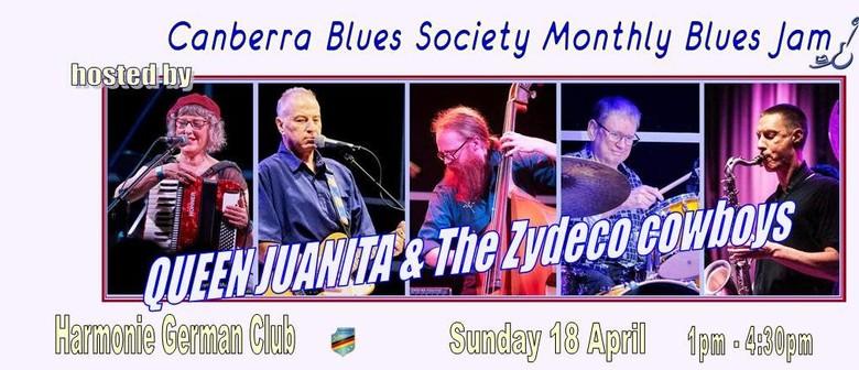 CBS April Blues Jam
