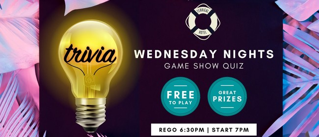 Image for Game Show Quiz Wednesday Nights