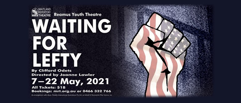 Reamus Youth Theatre's Waiting For Lefty
