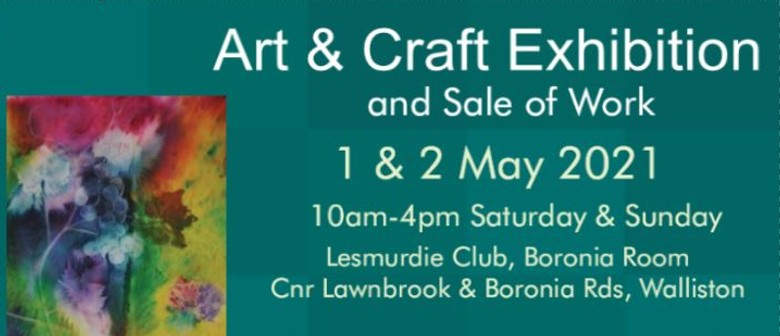 Art & Craft Exhibition and Sale of Work