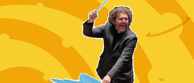 Asher Fisch conducts The Planets