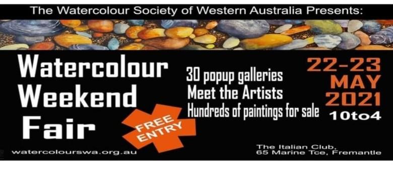 Watercolour Weekend Fair