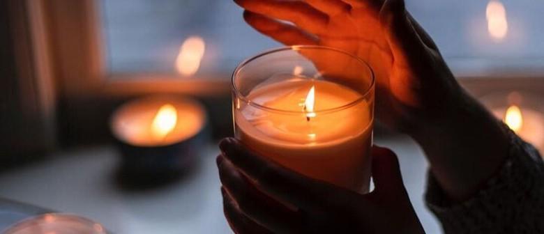 Candlelight Flow & Blindfold Yoga Workshop