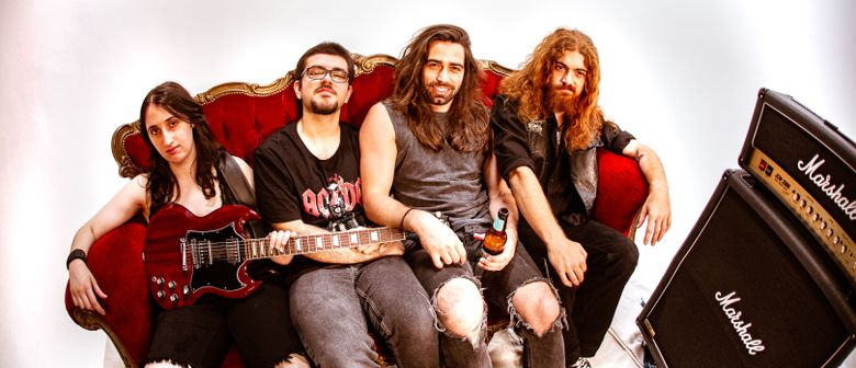 Avalanche - 'Second Hand Band' East Coast Tour - Canberra