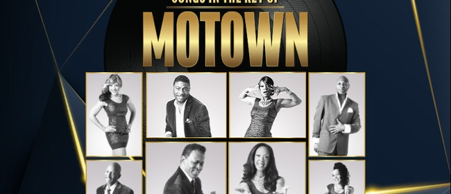 Image for Songs in the Key of Motown