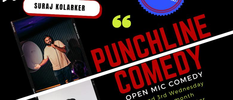 Punchline Comedy ft Suraj Kolarker