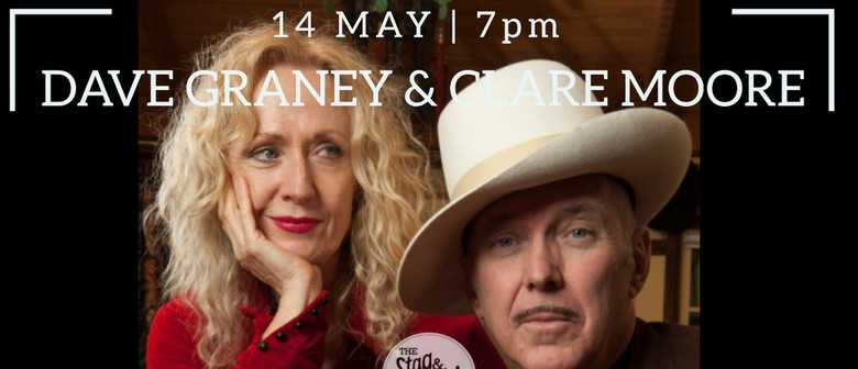 Dave Granny & Clare Moore