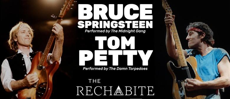 Bruce Springsteen & Tom Petty Tribute