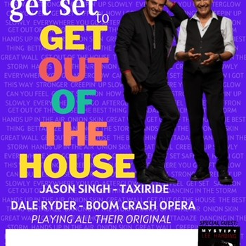 """Image for VetRok Presents """"Get Set to Get Out of the House"""" Tour"""