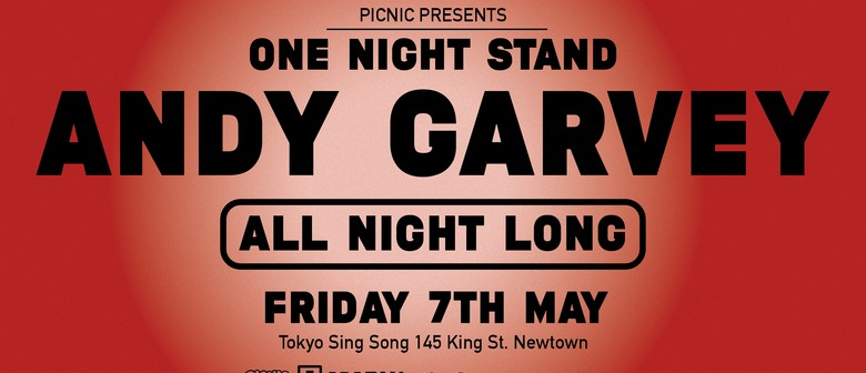 Picnic One Night Stand - Andy Garvey