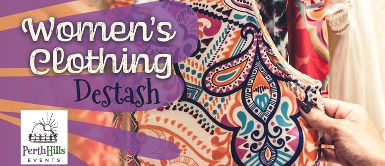 Women's Clothing De-Stash