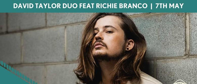 Friday Music - David Taylor Duo Ft Richie Branco