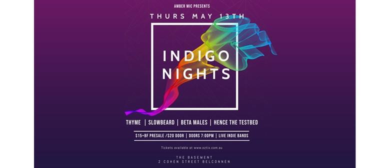 Indigo Nights - Ellero, Ghostgum, LIV LI, Endrey