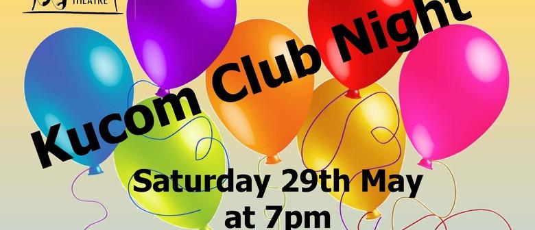 Kucom Club Night