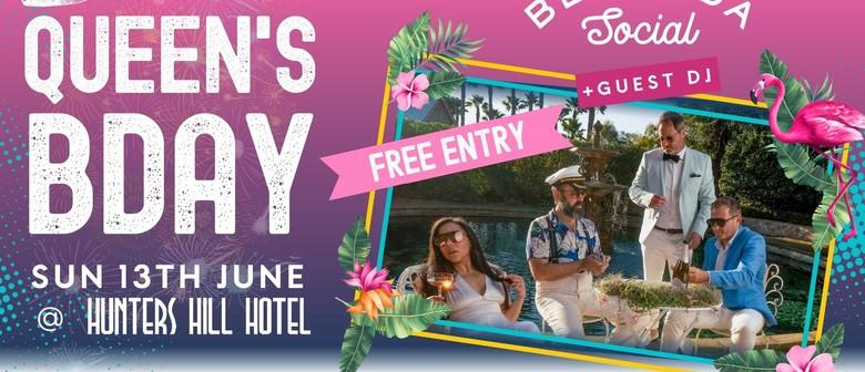 Queen's Bday Ft. Bermuda Social!!