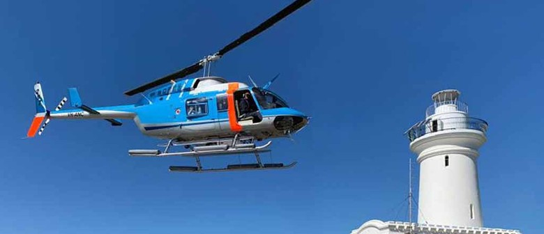 Historic Lighthouse Tour - Helicopter Flights & Walking Tour