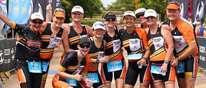 Queensland Triathlon Series - Round 4