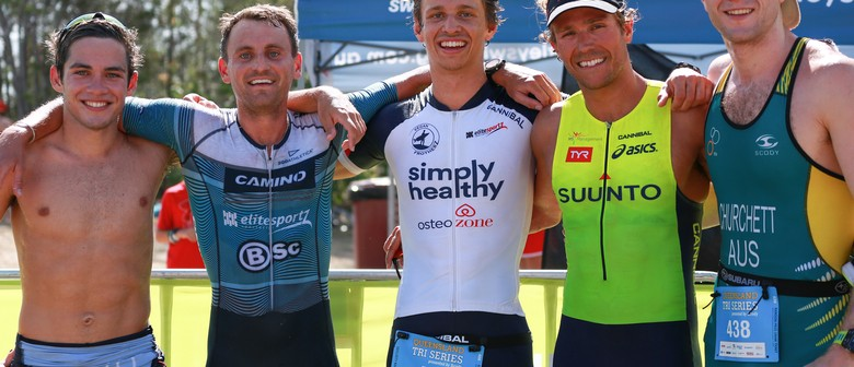 Queensland Triathlon Series - Round 5