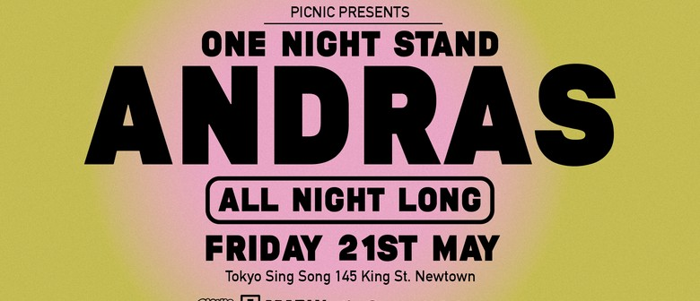Picnic One Night Stand - Andras
