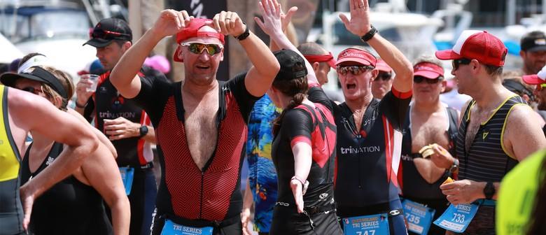 Queensland Triathlon Series - Round 7
