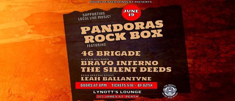 Pandoras Rock Box