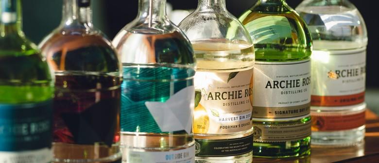 Archie Rose Gin Tasting