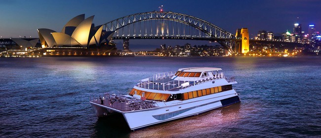 Image for Party Boat Sydney – Sydney Harbour Cruise Dinner