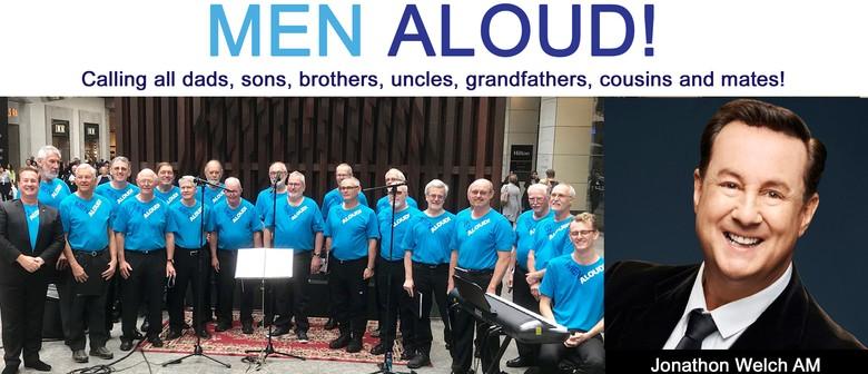 MEN ALOUD! - Auditions