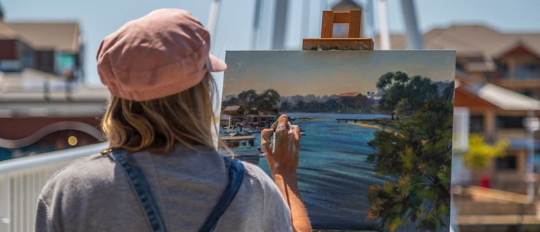 World Wide Plein Air Paint Out