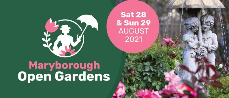 Maryborough Open Gardens 2021