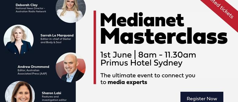 Medianet Masterclass