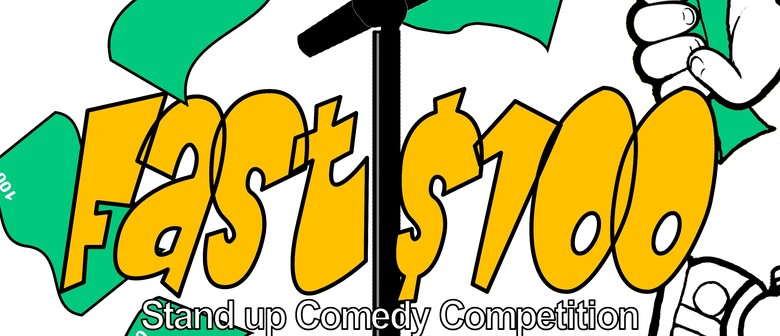 BonkerZ Fast $100 Stand up Comedy Competition
