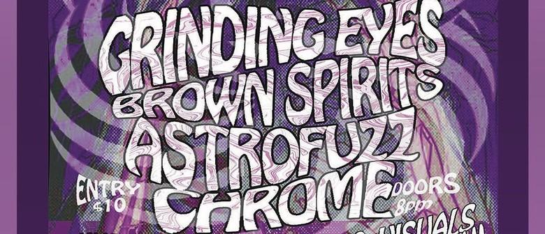 Grinding Eyes