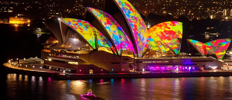 Vivid Sightseeing - late session 8-9.30pm