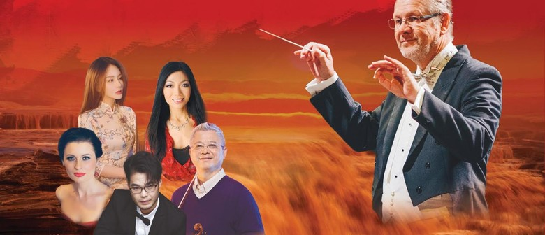 East Meets West Orchestral Evening