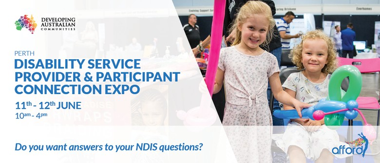 Perth Disability Connection Expo 2021