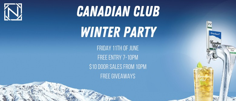 Canadian Club Winter Party