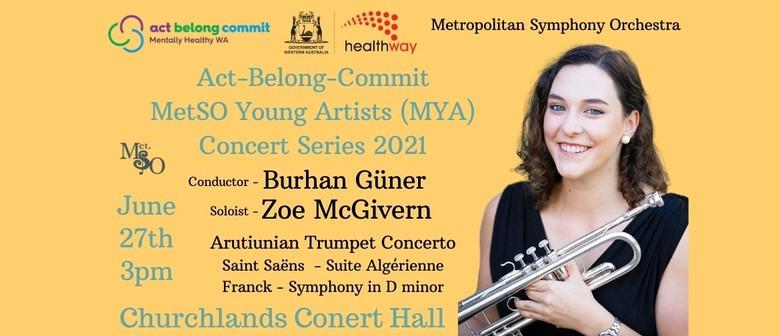 Act-Belong-Commit MetSO Young Artists Concert Series 2021