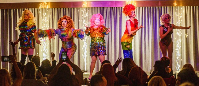 Image for Hey Felicia! A Drag and Dine Musical Season 2
