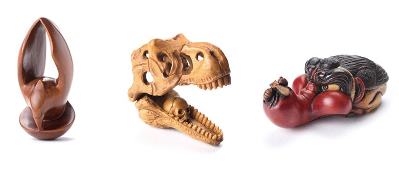 Contemporary Wood-Carved Netsuke Exhibition Tour