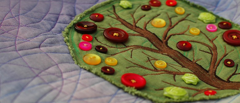 Fun Embroidery and Stitching