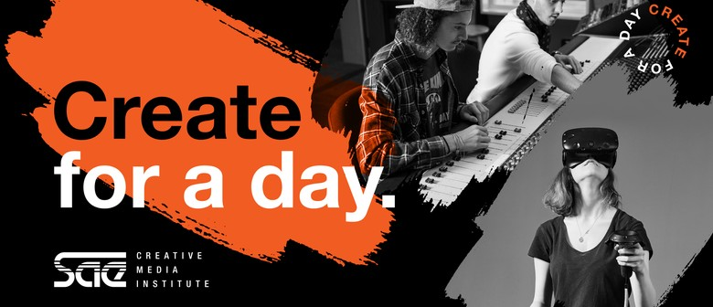 SAE Create for a Day Workshops