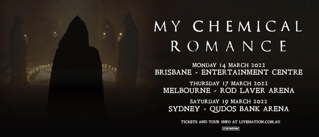 Image for My Chemical Romance Australian Tour