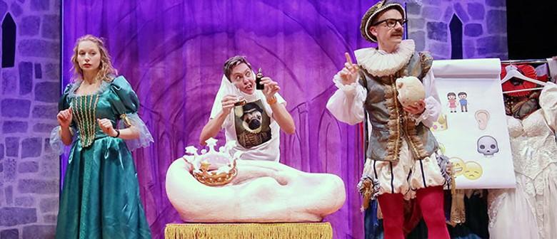 Hamlet: Prince of Skidmark