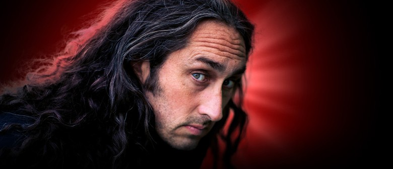 Ross Noble: 2021 Comeback Special