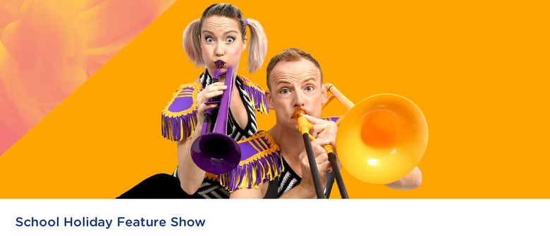 Brass Monkeys - School Holiday Feature Show