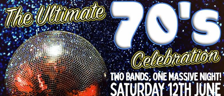 The Ultimate 70s Celebration Night