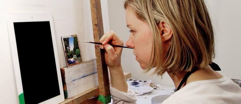 Meet the Artist - Natasha Bieniek
