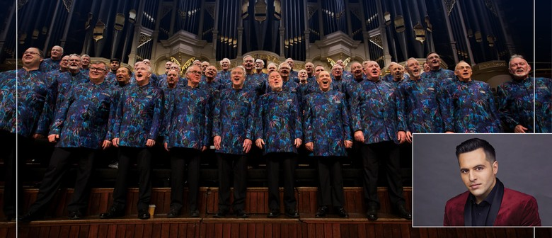 """The Sydney Male Choir - """"The Boys are Back in Town"""""""