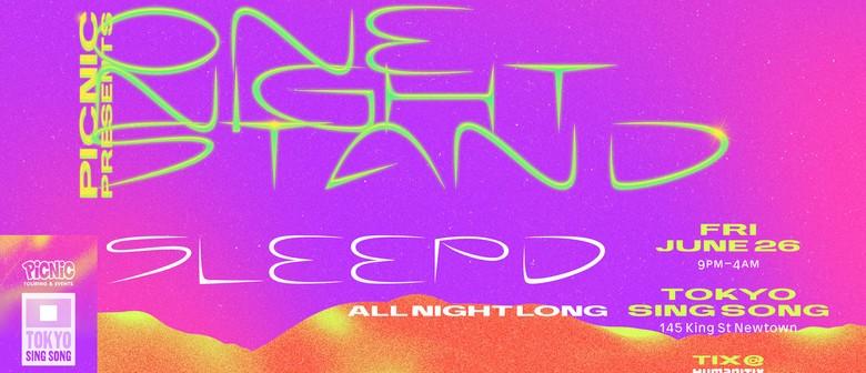 Picnic One Night Stand - Sleep D